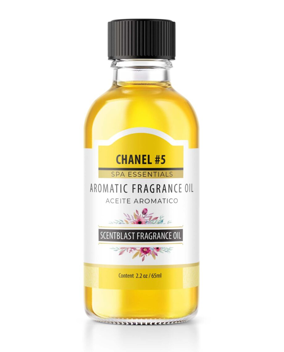 Chanel 5 Fragrance Oil