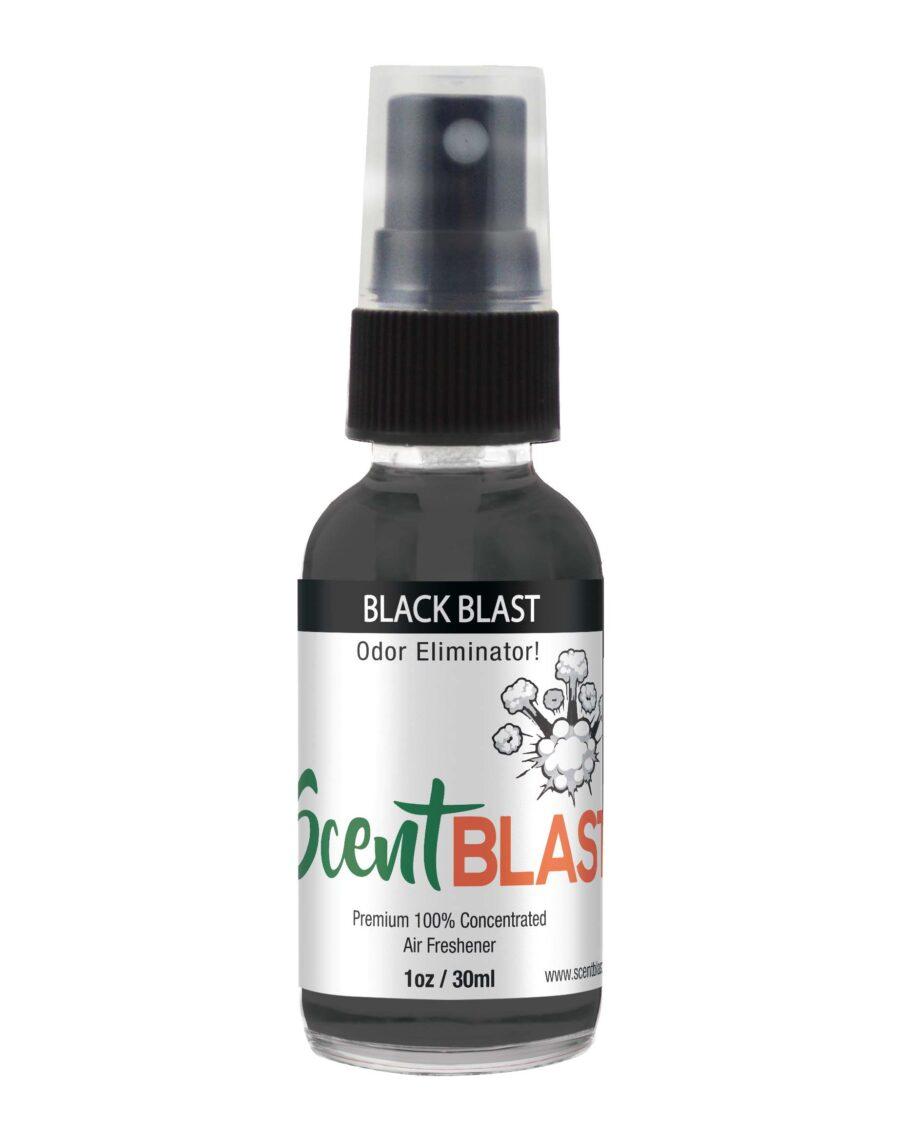 Black Blast Air Freshener